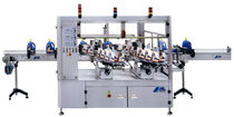 Automatic labeler / compact / linear / side