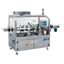 Automatic labeler / top / linear / wrap-around