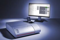 Particle analyzer / for particle size analysis / benchtop / light scattering