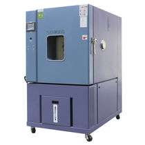 Humidity and temperature test chamber / environmental / with temperature and climatic control / automatic