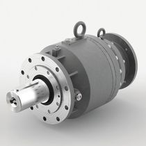 Planetary gear reducer / coaxial / with flange / conveyor