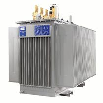 Distribution transformer / oil-insulated / floor-standing / high-voltage
