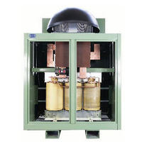 Regulating transformer / three-winding / floor-standing / high-current