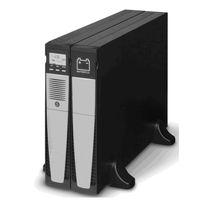 "On-line UPS / AC / industrial / 19"" rack"