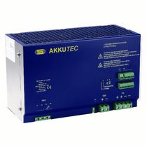 Parallel UPS / three-phase / DC / battery