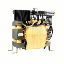 Leakage transformer / power / three-winding / floor-standing