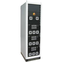 AC/DC power supply / rack-mount / high-power / switching