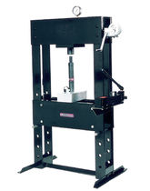 Hydraulic press / straight-side / double-action