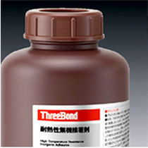 Single-component adhesive / high-temperature / for metal / industrial