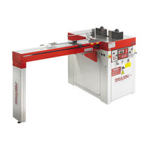 Hydraulic press brake / CNC / 2-axis / horizontal
