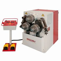 Hydraulic bending machine / for tubes / profile / precision
