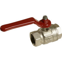 Manual valve / shut-off
