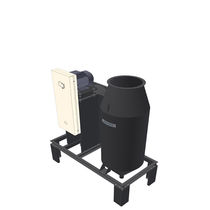 Filter dust collector / for explosive dust