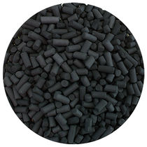 Activated carbon adsorber