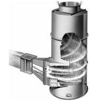 Venturi gas scrubber / wet type / high-efficiency
