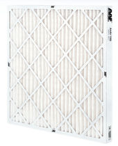 Air filter / panel / pleated / disposable