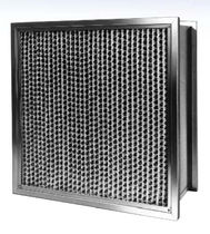 Air filter / panel / dust / heavy-duty