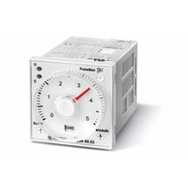 Analog time relay / multi-function / plug-in