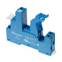 Electromechanical relay socket