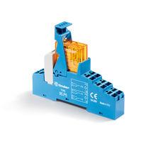 Modular relay interface