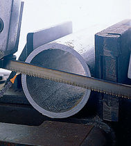 Bandsaw blade / bimetallic / for metal / for aluminum
