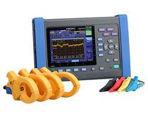 Electrical network analyzer / power quality / benchtop