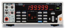 Digital multimeter / benchtop / resistance / industrial