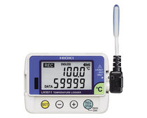 Temperature data-logger / programmable / wireless / with screen