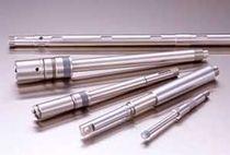 Metal shaft / slide / hollow