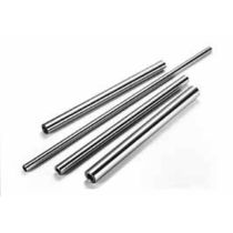 Slide shaft / hollow / metal / for coils