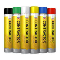 Quick-drying paint / aerosol / epoxy / for marking