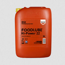 Lubricating oil / synthetic / for the food industry