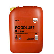 Lubricating oil / synthetic / for chain / for the food industry