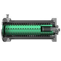 Wet grinding mill / centrifugal / horizontal