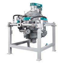 Steam jet mill / horizontal / dry milling / ultrafine