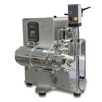 Ball agitator mill / horizontal / for ore / for the pharmaceutical industry
