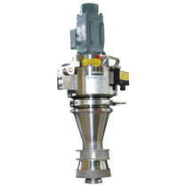 Centrifugal classifier / air / particle / laboratory