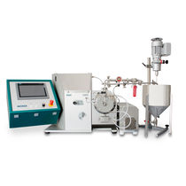 Vertical agitator mill / miscellaneous waste / thin / for the pharmaceutical industry