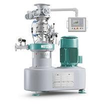 Rotor-stator disperser / in-line / explosion-proof / vacuum