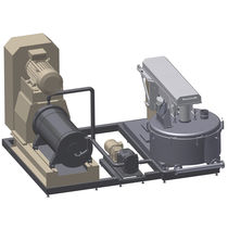 Knife mill / vertical / for cocoa nibs / fine cutting