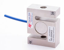 Tension/compression load cell / S-beam / nickel-plated / steel