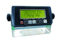 LCD display weight indicator / programmable