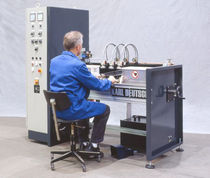 Multi-parameter test stand / magnetic particle / mechanical