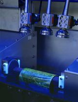 Multi-parameter test stand / magnetic particle / automatic / pneumatic