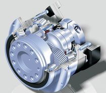 Planetary gear reducer / coaxial / transmission