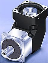 Bevel gear reducer / helical / orthogonal / precision