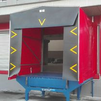 Loading dock shelter / isothermal