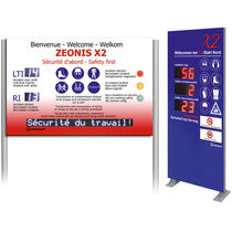 LED displays / alphanumeric / dot-matrix / numeric