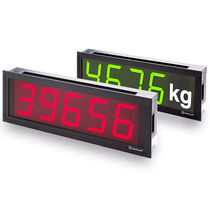 LED displays / numeric / compact / ultra-thin