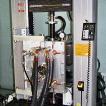 Press furnace / holding / for sample digestion / heat treatment